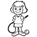 M52 | Tenistka
