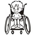 motiv samolepky MV02 na Dítě v autě