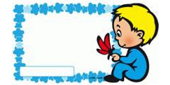 R07b | Blonďák v modré